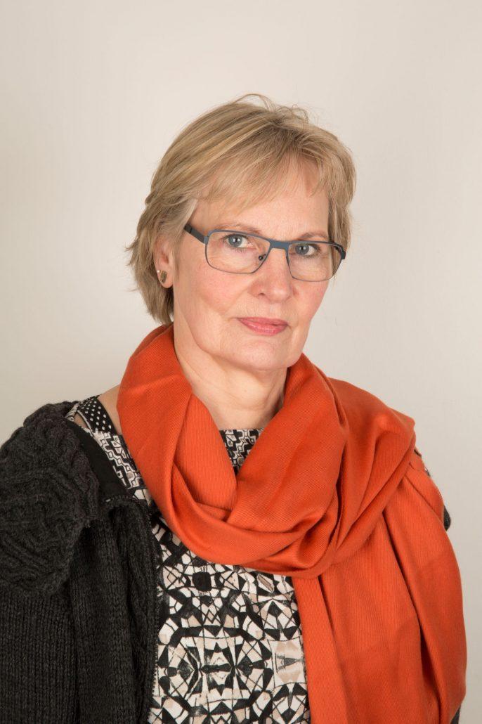 Áslaug Arndal, fulltrúi á skrifstofu Hjálparstarfs kirkjunnar